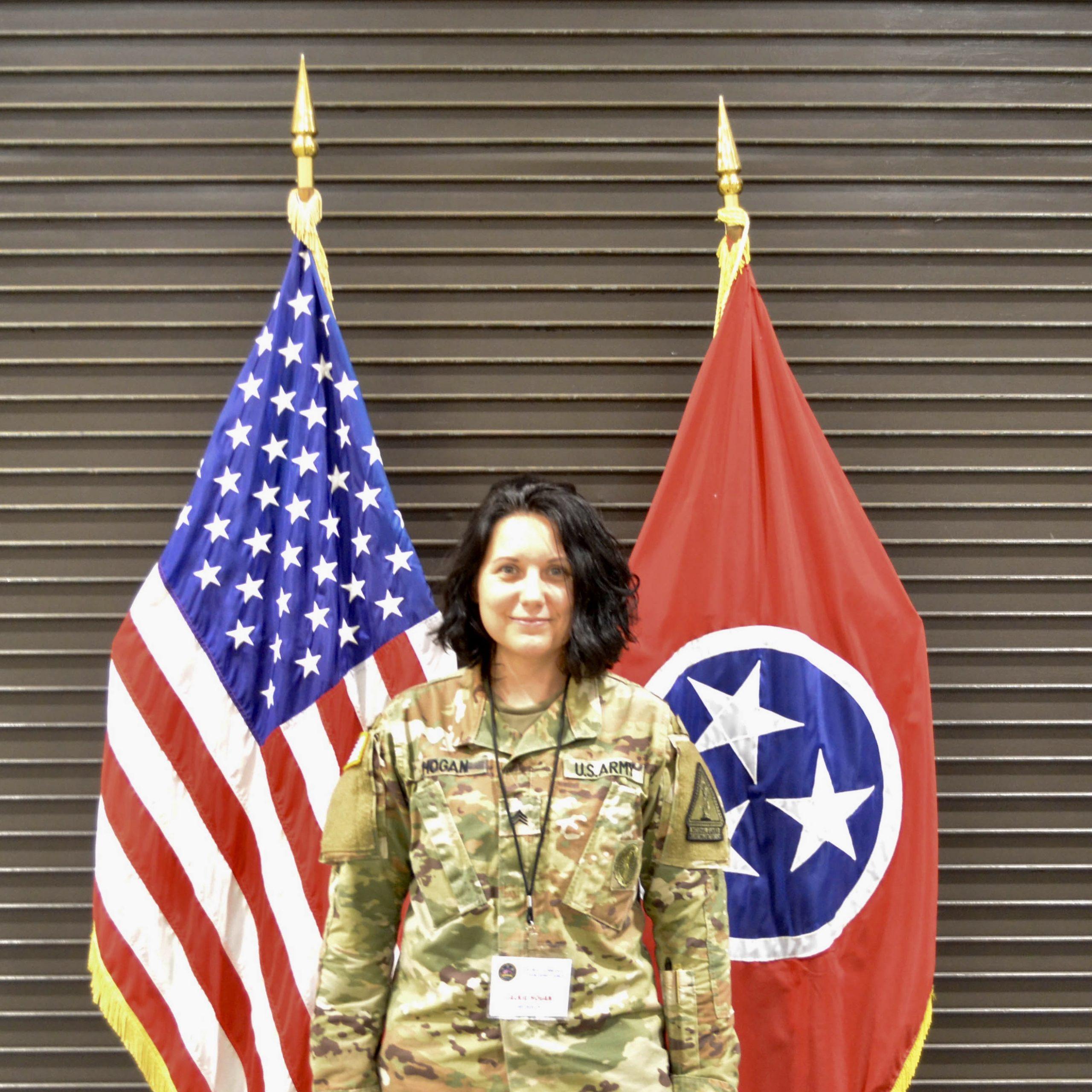 Sgt. Jacqualin Hogan